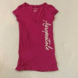 Aeropostale V-Neck Top